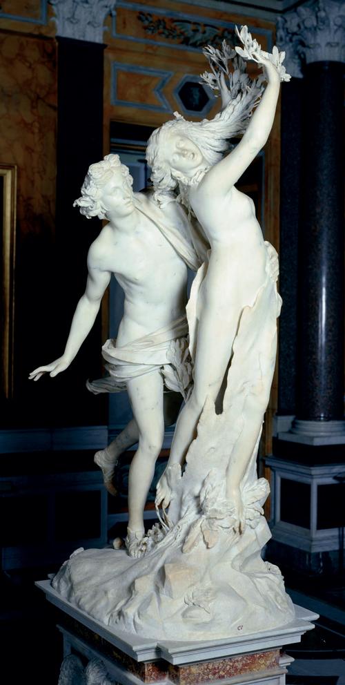Gebart Gestione servizi Beni Culturali Apollo e Dafne Bernini