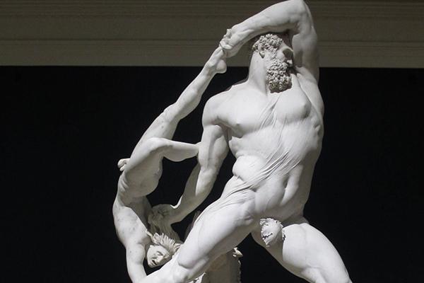 Gebart Gestione servizi Beni Culturali Galleria Nazionale Ercole e Lica Canova