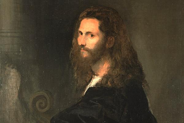 Gebart Gestione servizi Beni Culturali Galleria Spada Ritratto di violinista Tiziano