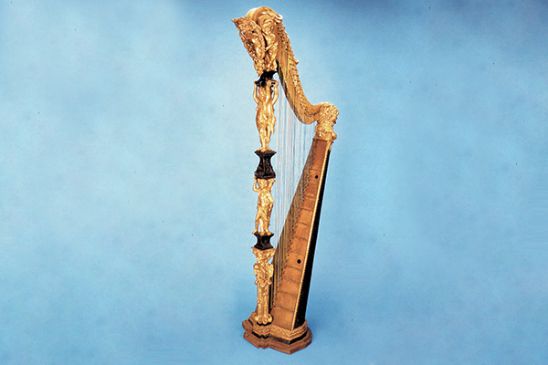 Gebart Gestione servizi Beni Culturali Museo Nazionale degli Strumenti Musicali Arpa Barberini