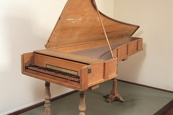 Gebart Gestione servizi Beni Culturali Museo Nazionale degli Strumenti Musicali Pianoforte Cristofori
