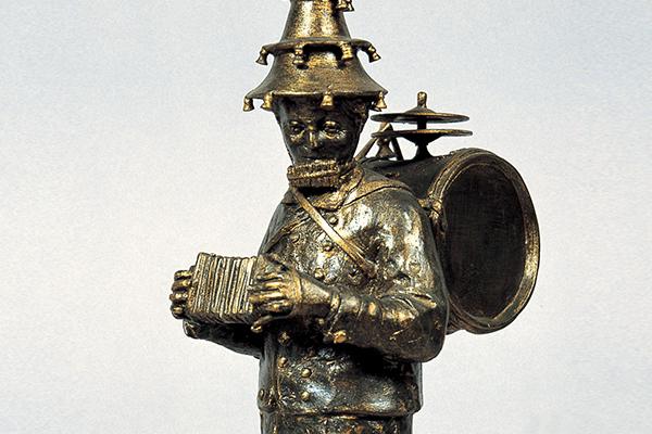 Gebart Gestione servizi Beni Culturali Museo Nazionale degli Strumenti Musicali Uomo Orchestra