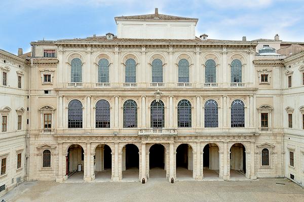 Gebart Gestione servizi Beni Culturali header Galleria Nazionale Arte Antica di Palazzo Barberini