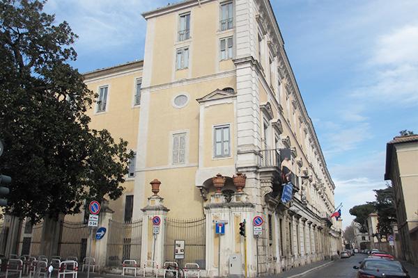 Gebart Gestione servizi Beni Culturali header Galleria Nazionale Arte Antica di Palazzo Corsini