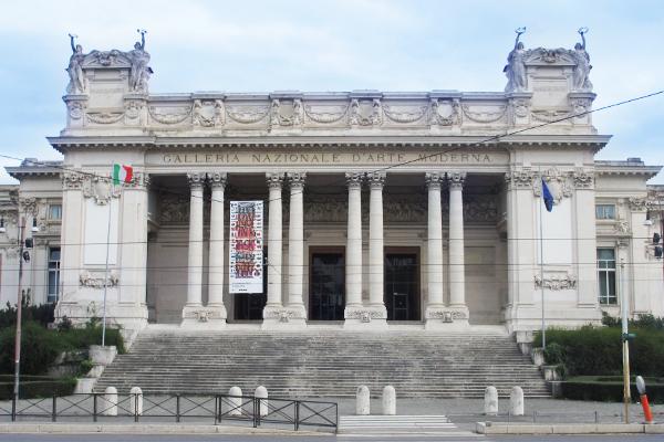 Gebart Gestione servizi Beni Culturali header Galleria Nazionale