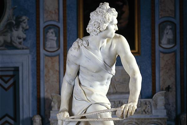 Gebart Gestione servizi Beni Culturali Galleria Borghese David Bernini