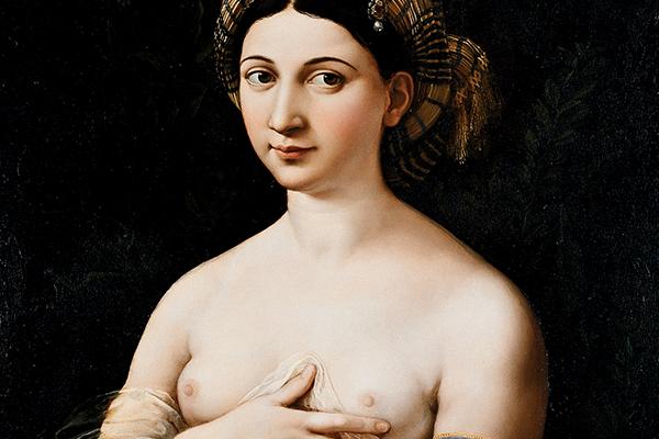 Gebart Gestione servizi Beni Culturali Galleria Nazionale Arte Antica di Palazzo Barberini Fornarina Raffaello