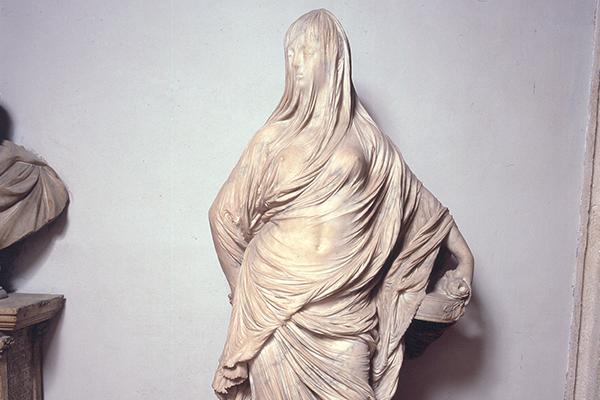 Gebart Gestione servizi Beni Culturali Galleria Nazionale Arte Antica di Palazzo Barberini La Vestale Tuccia Bernini