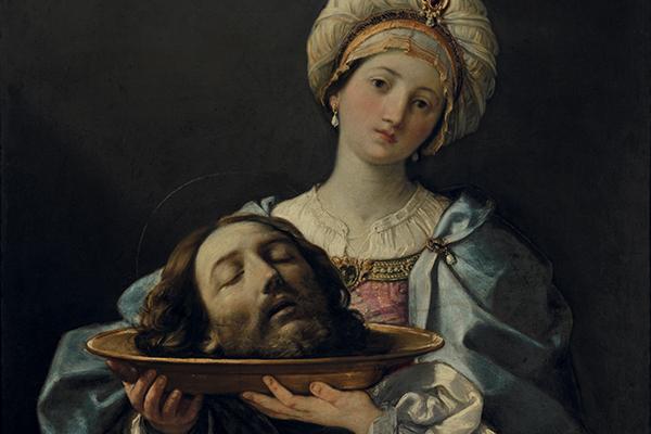 Gebart Gestione servizi Beni Culturali Galleria Nazionale Arte Antica di Palazzo Corsini Salome con la testa di San Giovanni Battista Reni