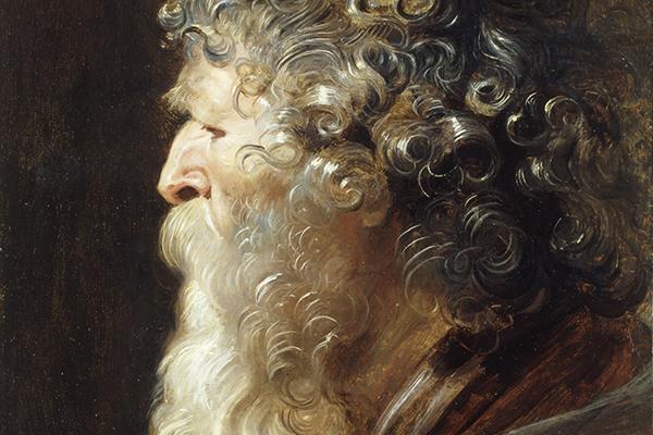 Gebart Gestione servizi Beni Culturali Galleria Nazionale Arte Antica di Palazzo Corsini Testa di vecchio Rubens