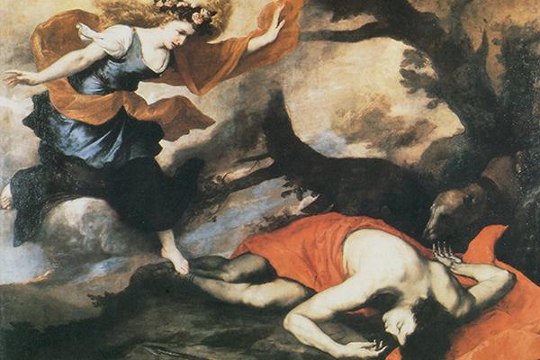 Gebart Gestione servizi Beni Culturali Galleria Nazionale Arte Antica di Palazzo Corsini Venere scopre Adone morto De Ribera