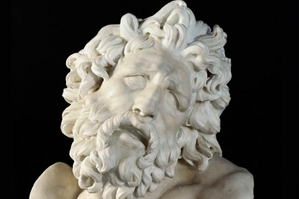 Gebart Gestione servizi Beni Culturali Galleria Spada Busto del Laocoonte Bernini