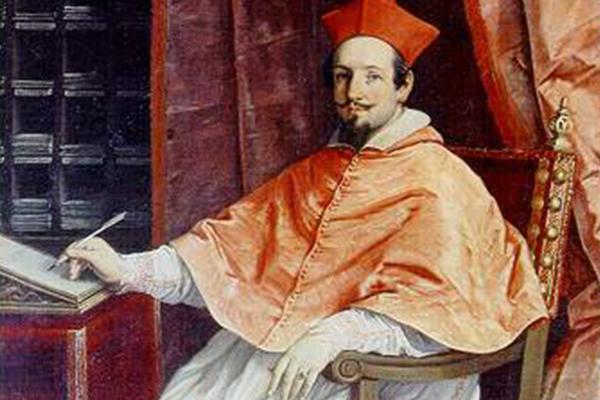 Gebart Gestione servizi Beni Culturali Galleria Spada Ritratto del Cardinale Bernardino Spada Reni
