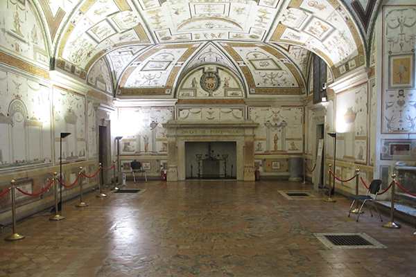 Gebart Gestione servizi Beni Culturali Museo Nazionale di Castel Sant Angelo Sala Apollo