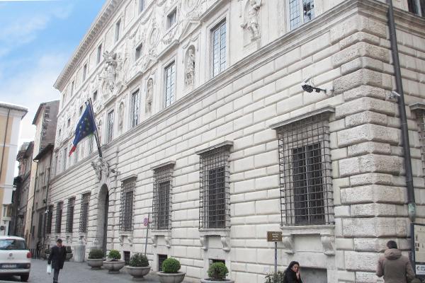 Gebart Gestione servizi Beni Culturali header Galleria Spada