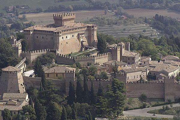 Gebart Gestione servizi Beni Culturali header Rocca Demaniale di Gradara