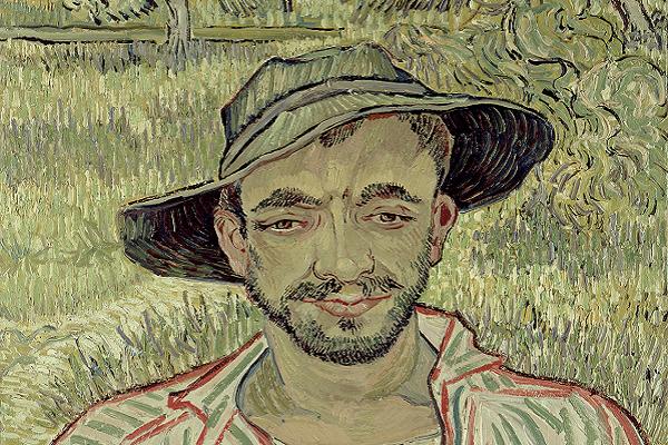 Van Gogh Vincent  Il giardiniere inv. 8638 H206 Schiavinottositosito