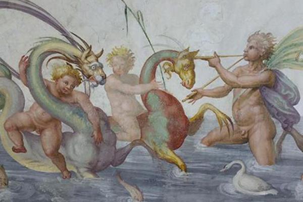 Gebart Gestione servizi Beni Culturali Eventi Sala della Biblioteca a Castel SantAngelo