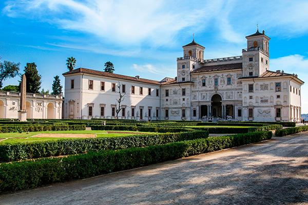 Gebart Gestione servizi Beni Culturali header Museo Villa Medici